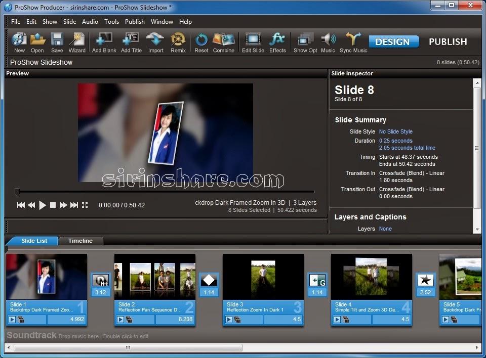 photodex proshow gold 6.0.3397 registration key