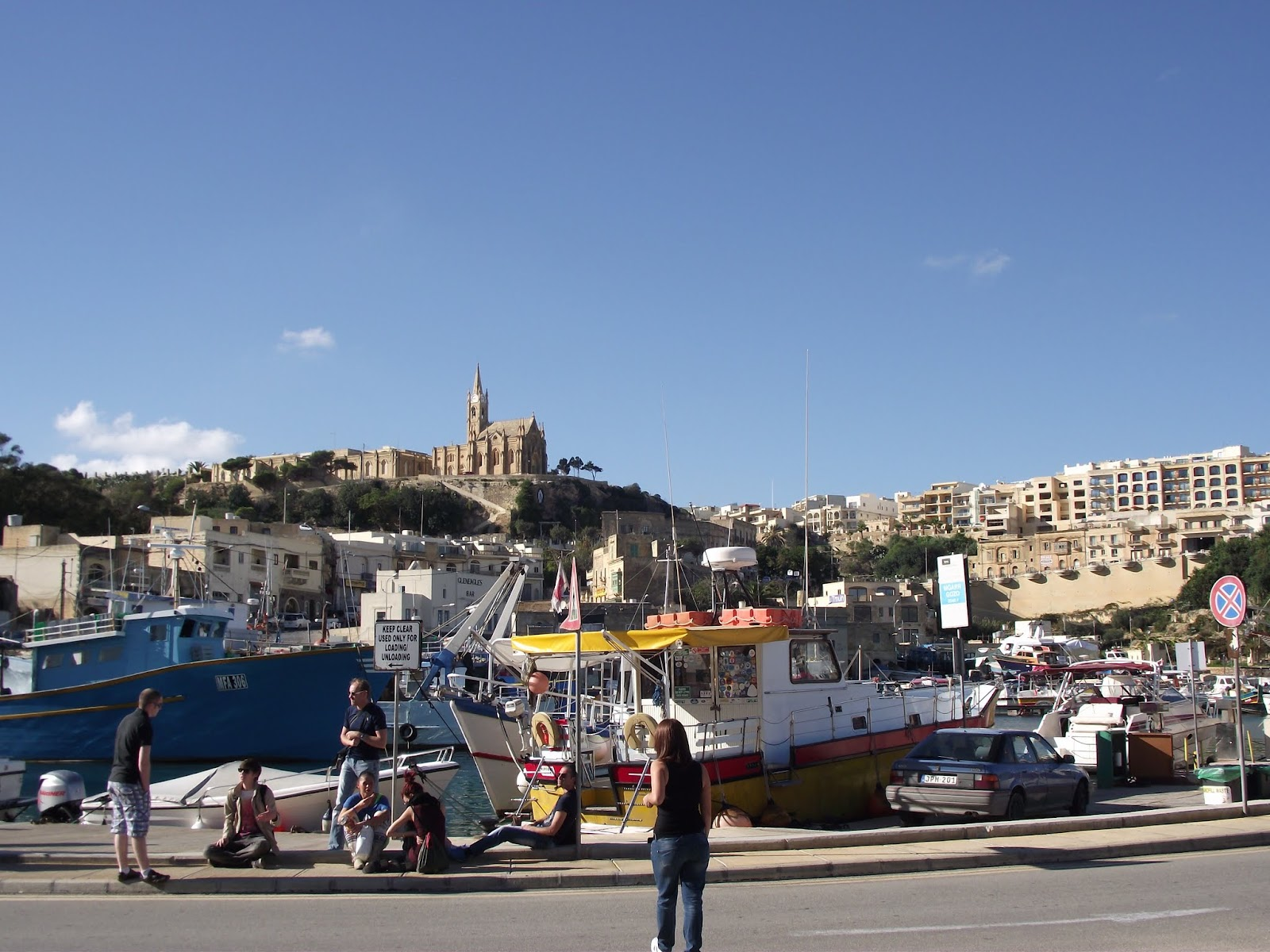 Isla de Gozo, Malta