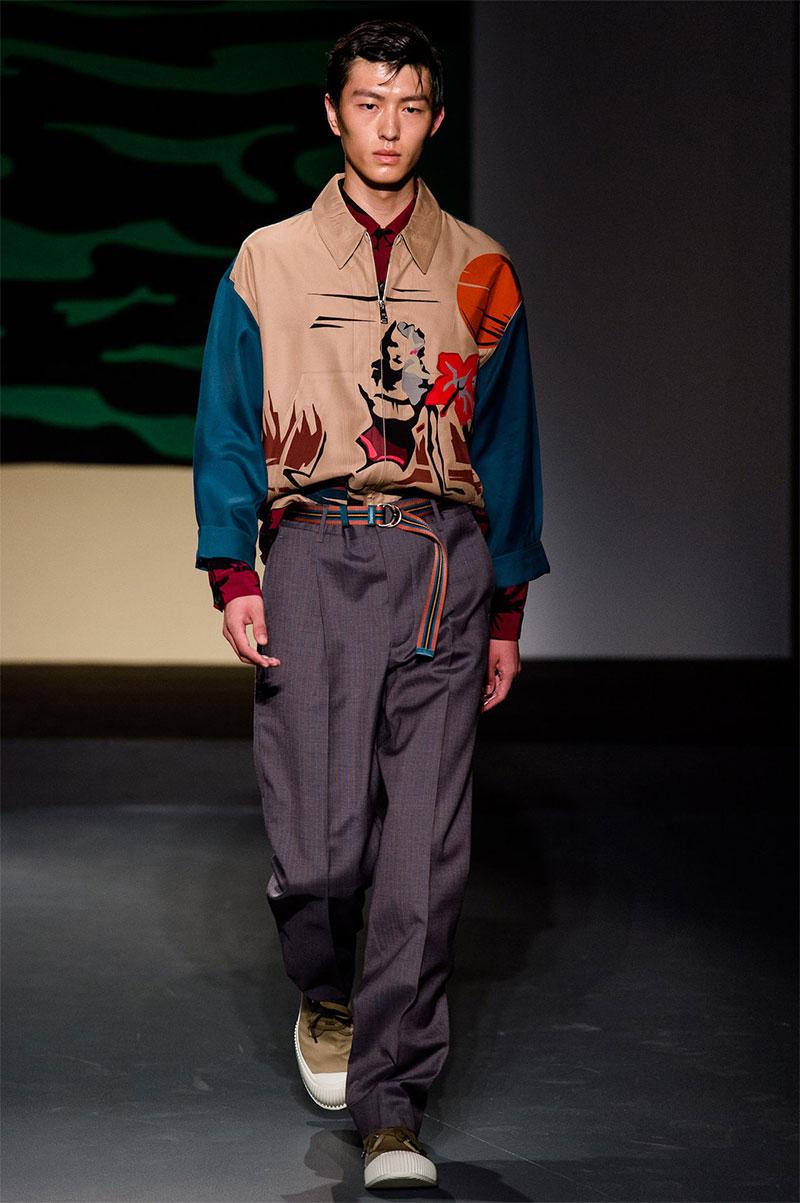 Prada Collection Spring Summer 2013 Milano Fashion Week