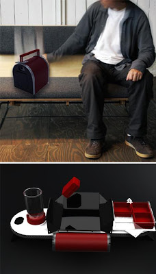 Creative and Cool Transforming Bags (10) 10