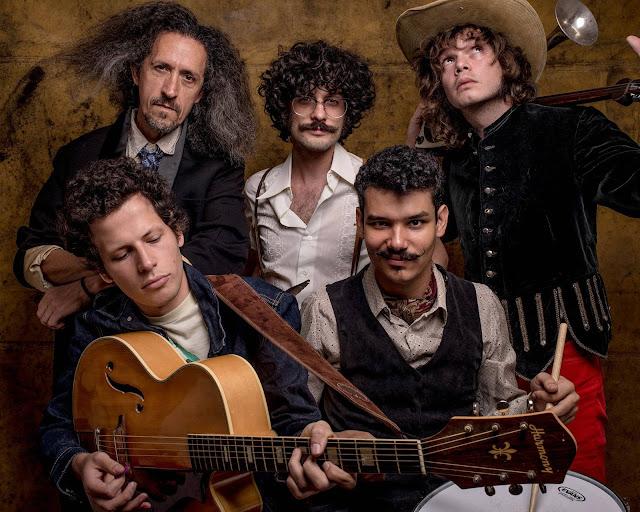 Mustache e Os Apaches - Discografia