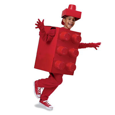 Lego fanatics will love this one u2013 turn your child into his favorite color brick with this Lego Costume!  sc 1 st  South Shore Mamas & Easy Homemade Halloween Costumes for Kids u2013 Page 15 u2013 South Shore Mamas