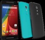 """Comprar Smartphone Motorola Moto G Dtv 2ª Geração Colors Tela 5"""" Android 4.4 Câmera 8Mp TV Digital 16Gb"""