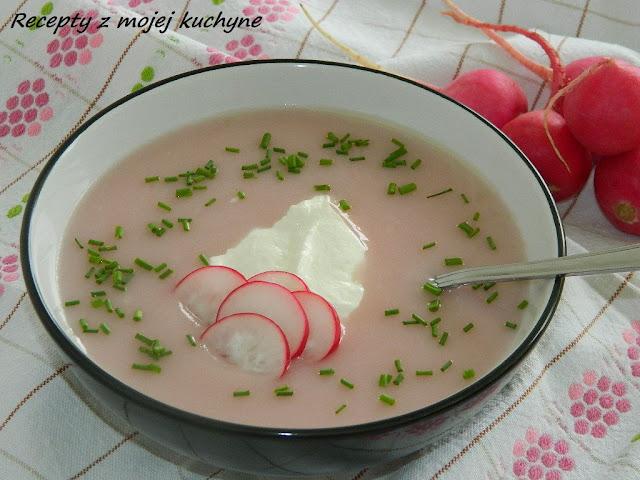 Reďkovková polievka