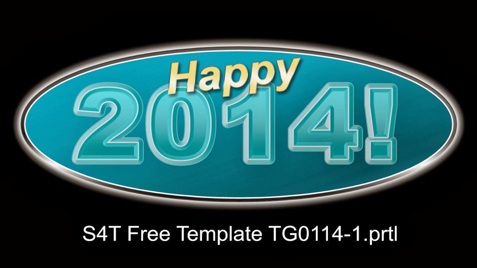 Style4type free s4t premiere pro title template happy 2014 for Premiere pro title templates free
