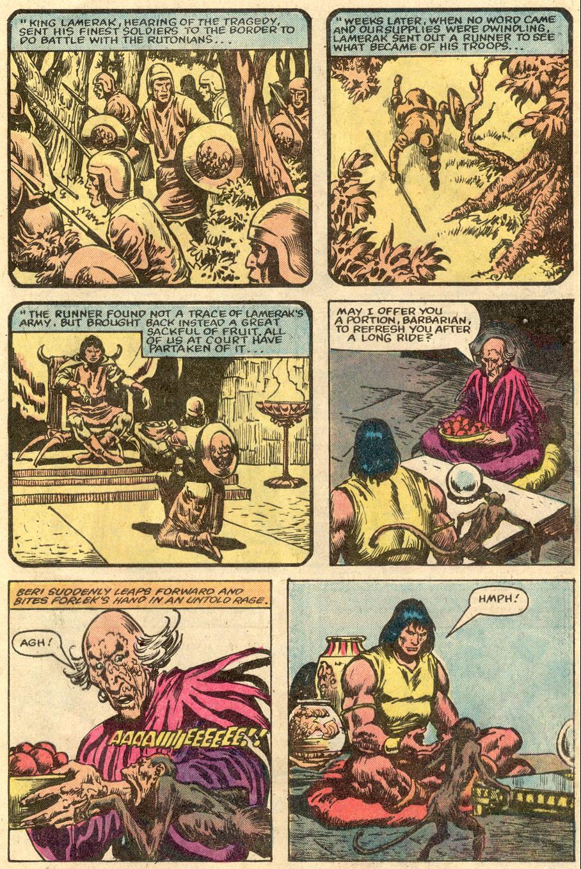 Conan the Barbarian (1970) Issue #148 #160 - English 11