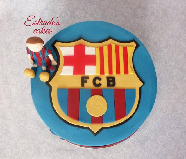 tarta del Barcelona 2