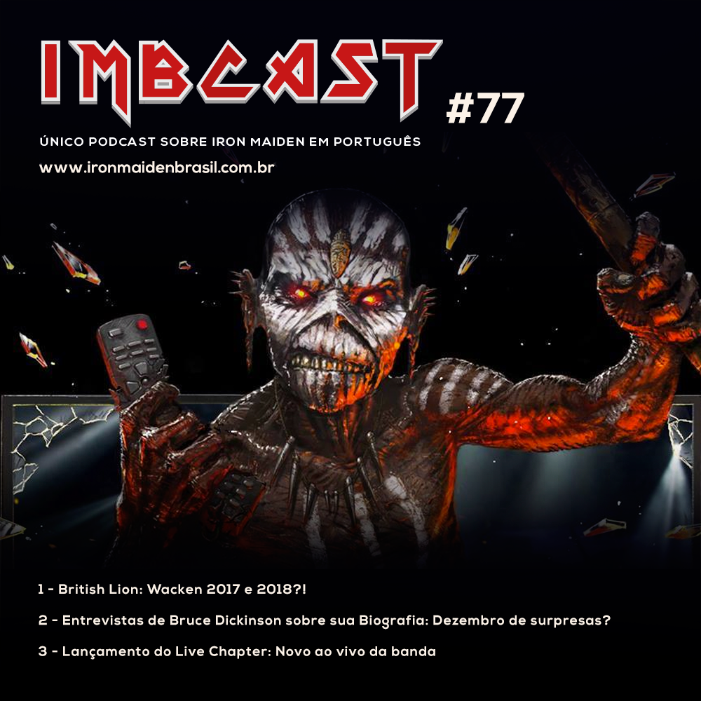 [PODCAST] - IMBCAST #77