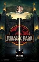 Jurassic Park 3d, poster