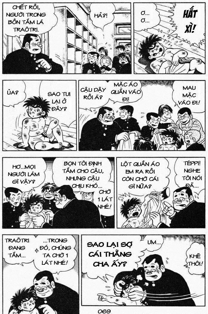 Siêu quậy Teppi chap 90 - Trang 24