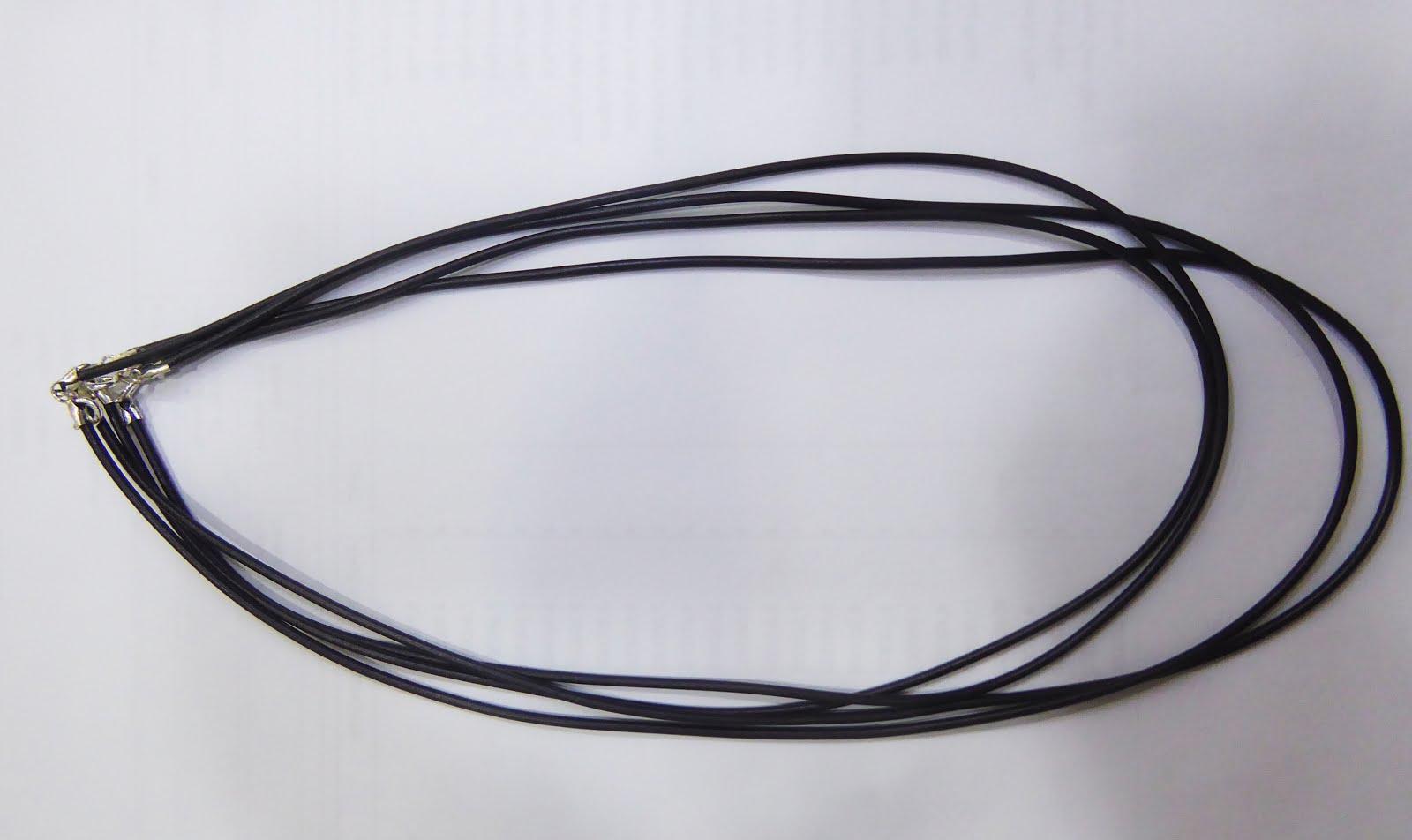 Cordones de silicona, varios tamaños