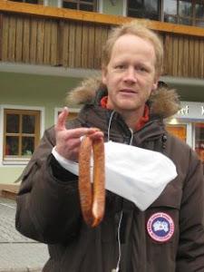 """Vorm """"Alten Fritz"""" in Haunritz"""