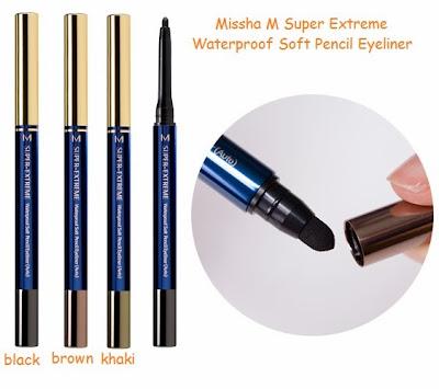 Kết quả hình ảnh cho Waterproof Soft Pencil Eyeliner (Auto)