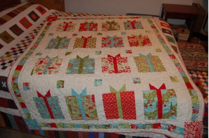 Quilt N Quilt Things Christmas Quilt