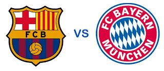 Prediksi Skor Barcelona vs FC Bayern München 02 Mei 2013