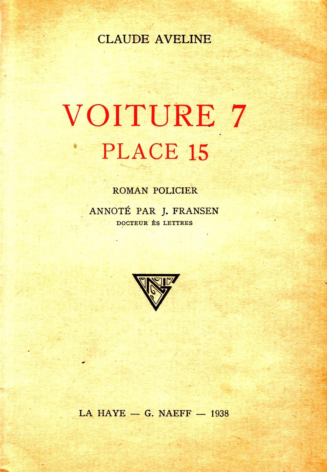 Dissertation Le Roman