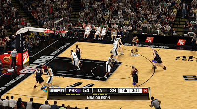 NBA 2K13 ESPN TV Scoreboard Mod Final