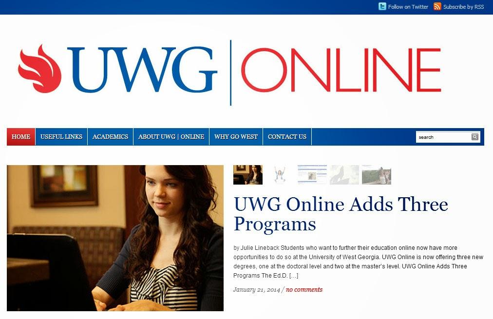 http://wp.westga.edu/uwgonline/
