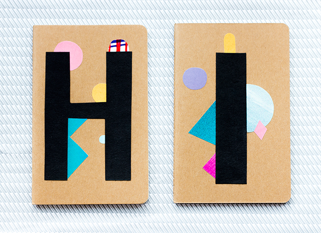 monogram notepads - enter the competition to win these and more