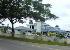 Masjid Al-Raudhah,Lahad Datu