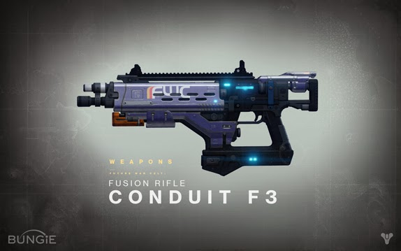 Conduit F3 destiny