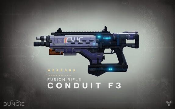 Conduit F3 destiny