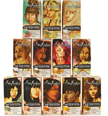 Facts and tips to help avoid diy hair color mistakes sisterlocked ill just put it out there the shea moisture hair color system is the struggle bus i love the brand but it doesnt quite color your hair solutioingenieria Image collections