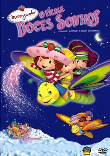 Download Moranguinho O Filme Doces Sonhos DVDRip Dublado