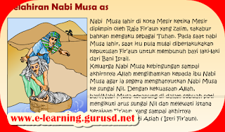 Kisah Nabi Musa AS Dan Raja Fir'aun