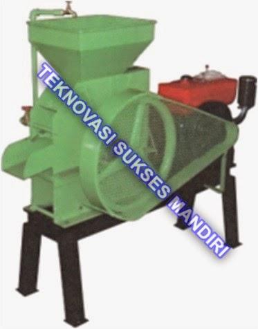 Mesin Pulper Kopi Kapasitas 800-1000 Kg/jam