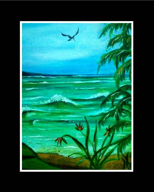 Bird of Paradise ®