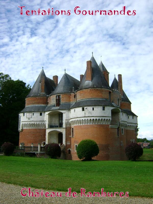 Tentations gourmandes le ch teau de rambures son parc et for Meuble chateau fort tunisie