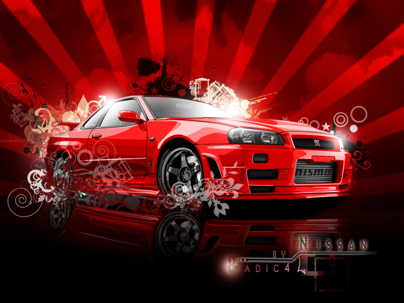 Cars wallpapers and pictures nissan skyline wallpaper - Nissan skyline background ...