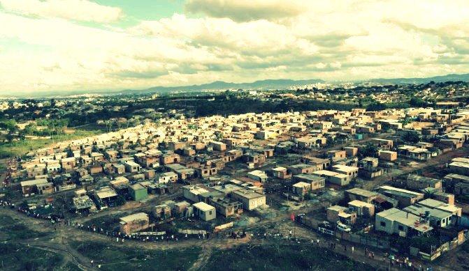 Ocupação-comunidade Dandara