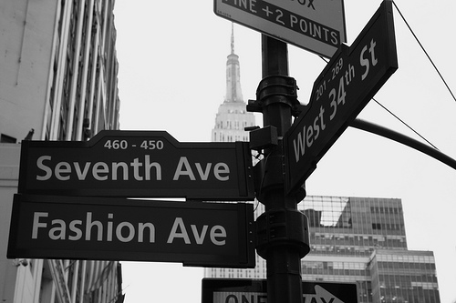 fashion new york: