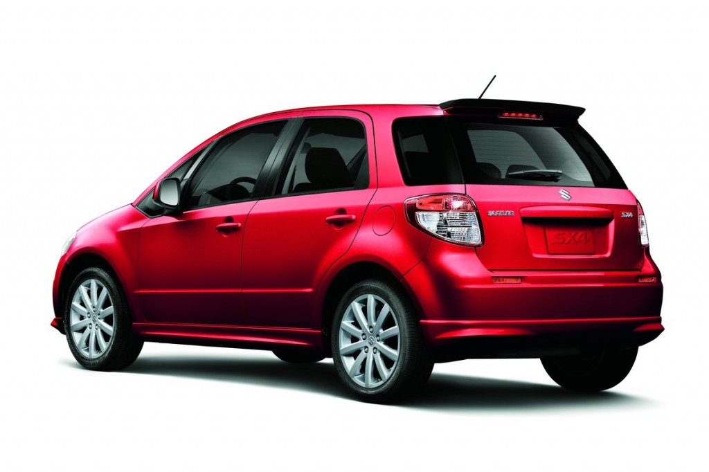best car models all about cars suzuki 2012 sx4. Black Bedroom Furniture Sets. Home Design Ideas