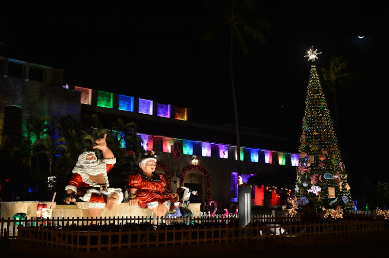 Honolulu Christmas Lights