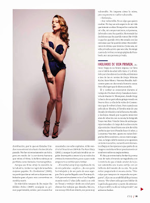 Amber Heard HQ Pictures Esquire Mexico Magazine Photoshoot February 2014