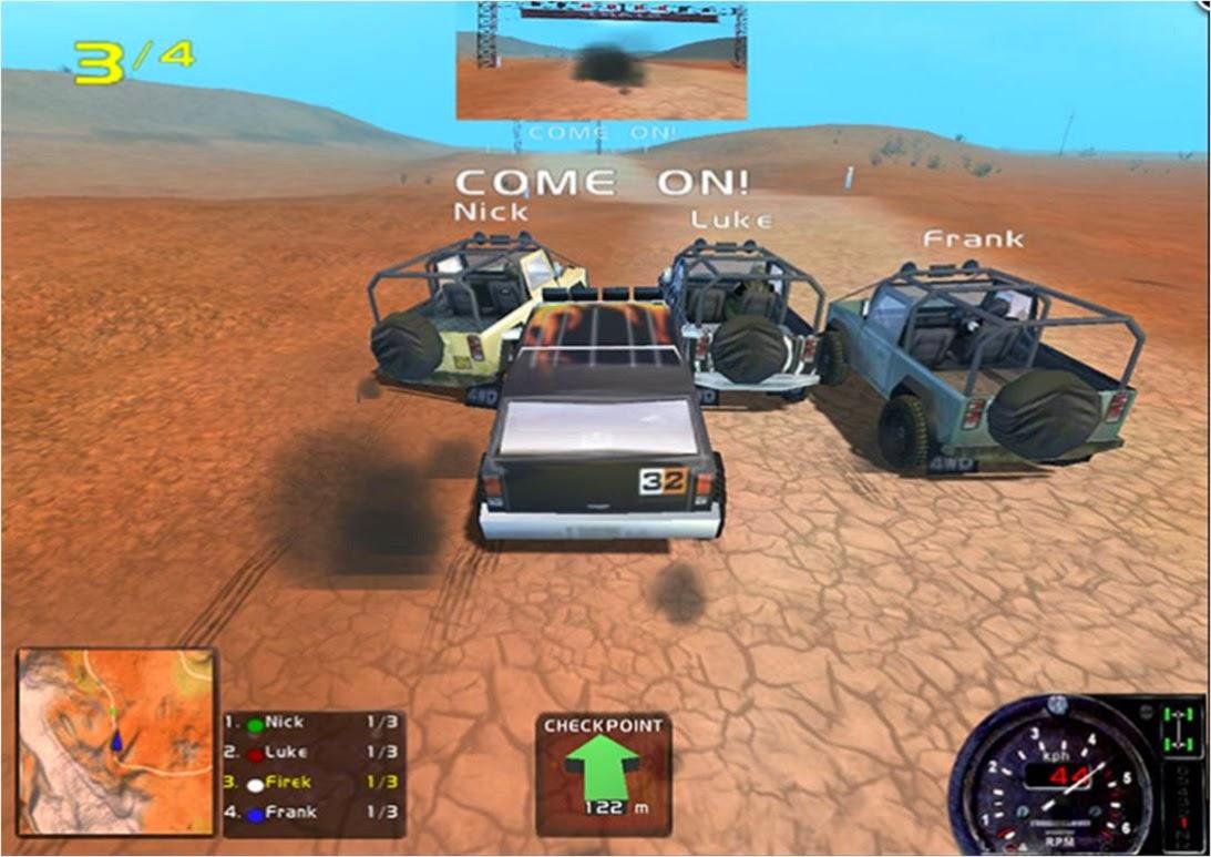 Insane 2 on Steam