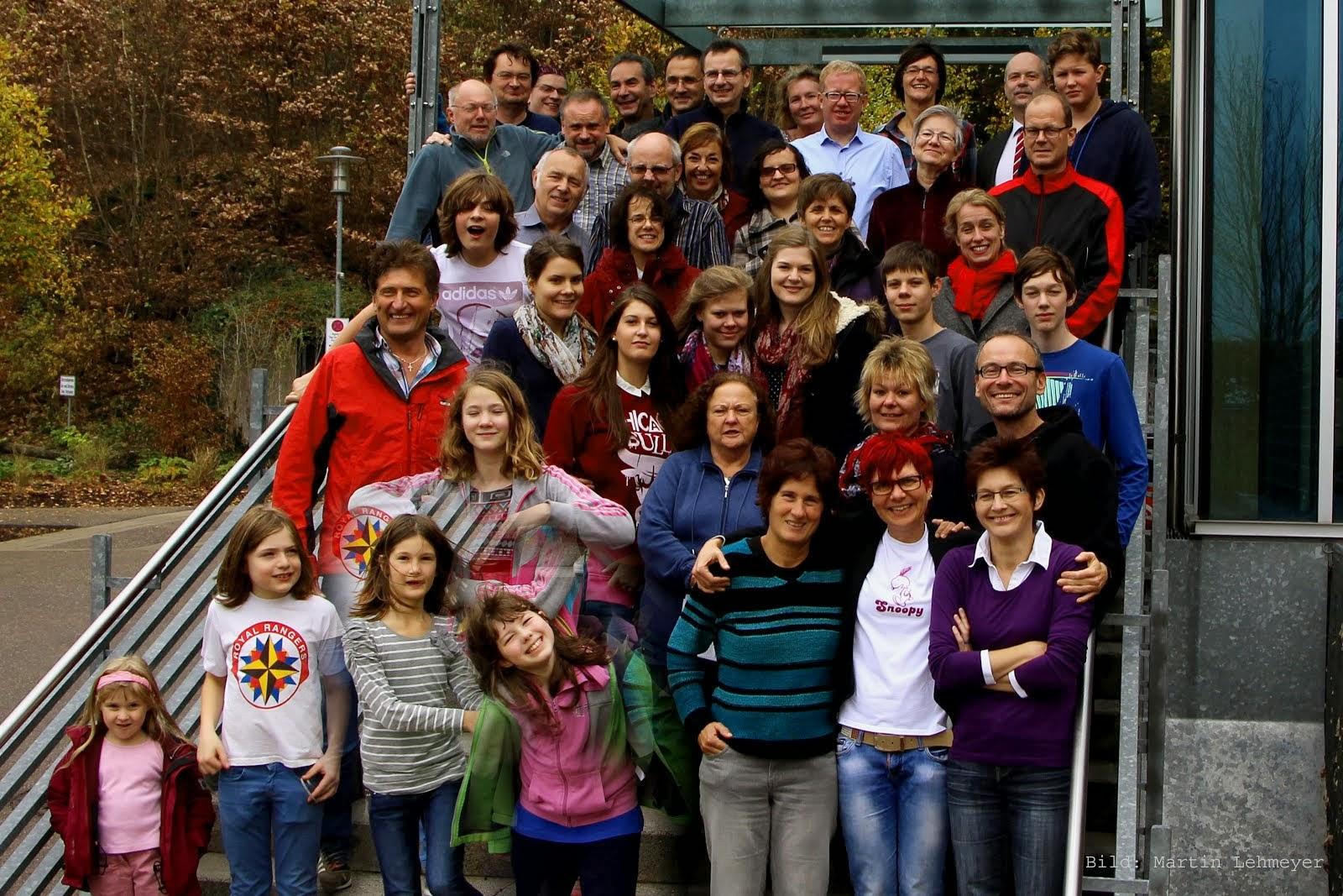 Gemeindefreizeit 2013 Hensoltshöhe