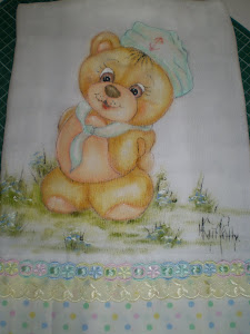 Pintura em fralda