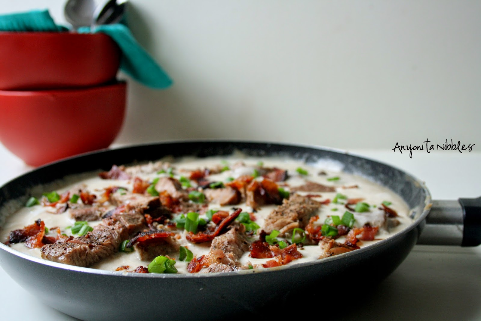 A soup you can make in a skillet!