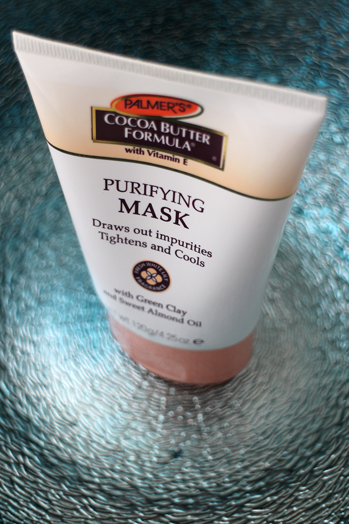 PALMERS COCOA BUTTER FORMULA PURIFYING MASK REVIEW