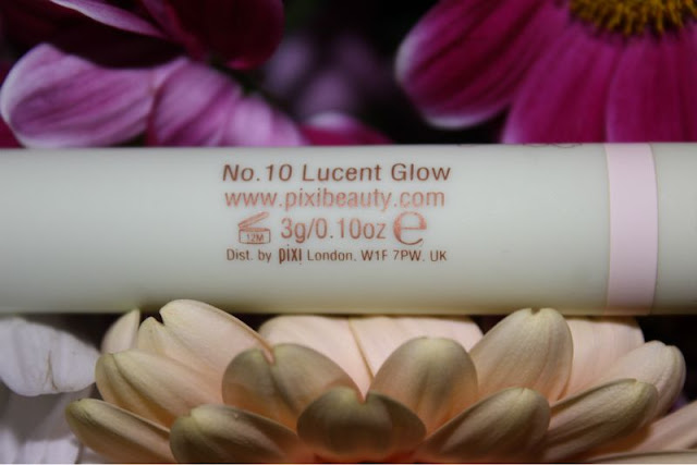 Pixi Tinted Brilliance Balm in Lucent Glow