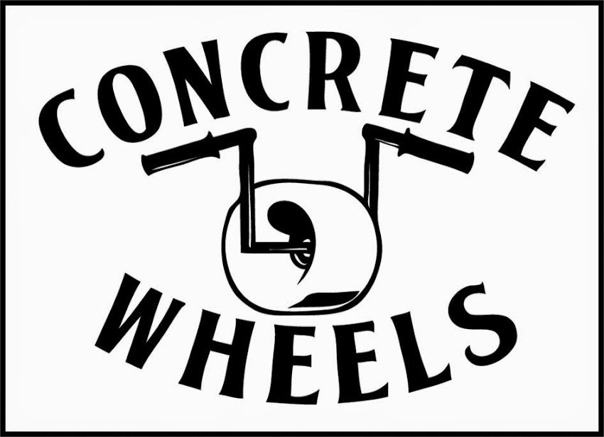 concrete wheels