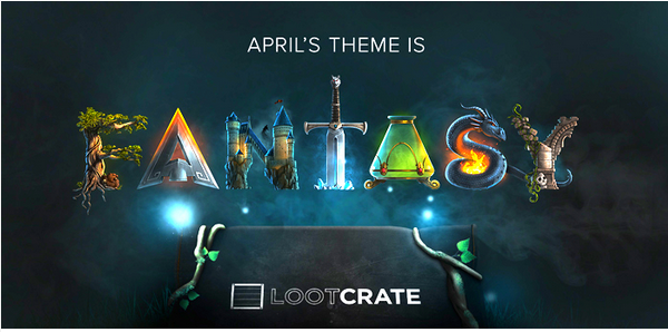 loot crate april 2015 theme reveal
