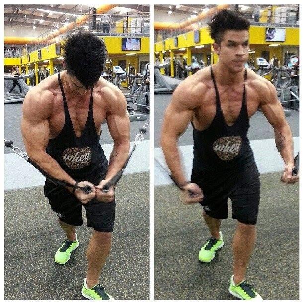 Daily Bodybuilding Motivation: Cody Redmond - Bodybuilder