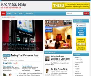 Procen WordPress Theme
