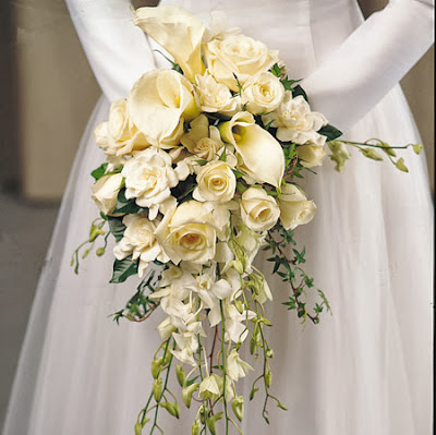 Calla Lily Bridal Wedding