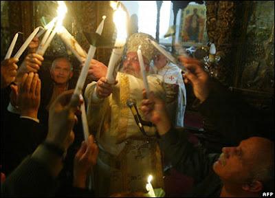 Pastele la ortodox